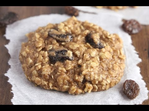 The Ultimate Healthy Soft & Chewy Oatmeal Raisin Cookies | Amy's Healthy Baking