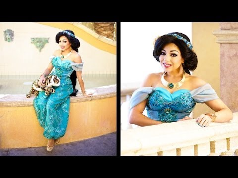 Princess Jasmine Costume!​​​ | Charisma Star​​​