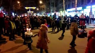 Оркестр Дедов Морозов | Николаев | Январь 2018