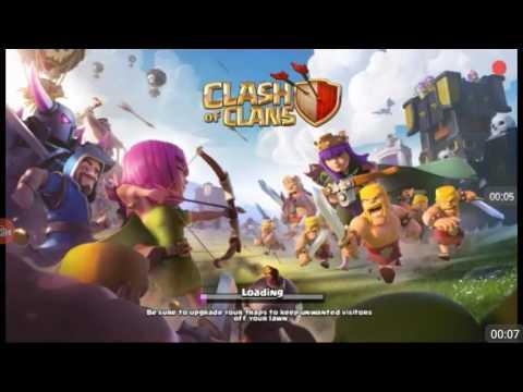 Clash Of Clans Glitch Santa Spell