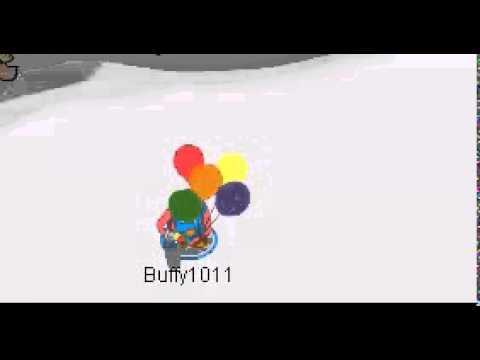 Club Penguin Balloon Vender Special Dance