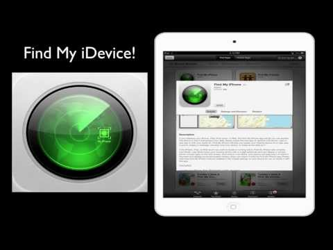 Find My iPhone LOCATE YOUR DEVICE - Full Setup Tutorial