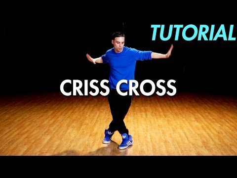 How to do the Criss Cross (Hip Hop Dance Moves Tutorial) | Mihran Kirakosian