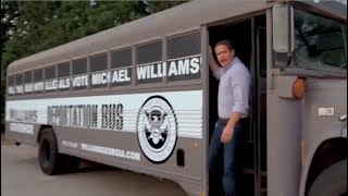 "The ""Deportation Bus"" 😆"