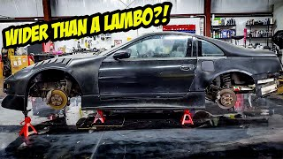 Finishing Our INSANE 300ZX DIY Widebody Kit (WIDER THAN A LAMBORGHINI)