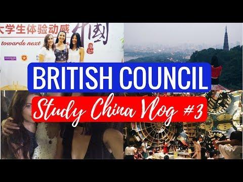 STUDY CHINA VLOG #3: BEST BOOKSHOP EVER & CLUBBING IN CHINA?! | viola helen