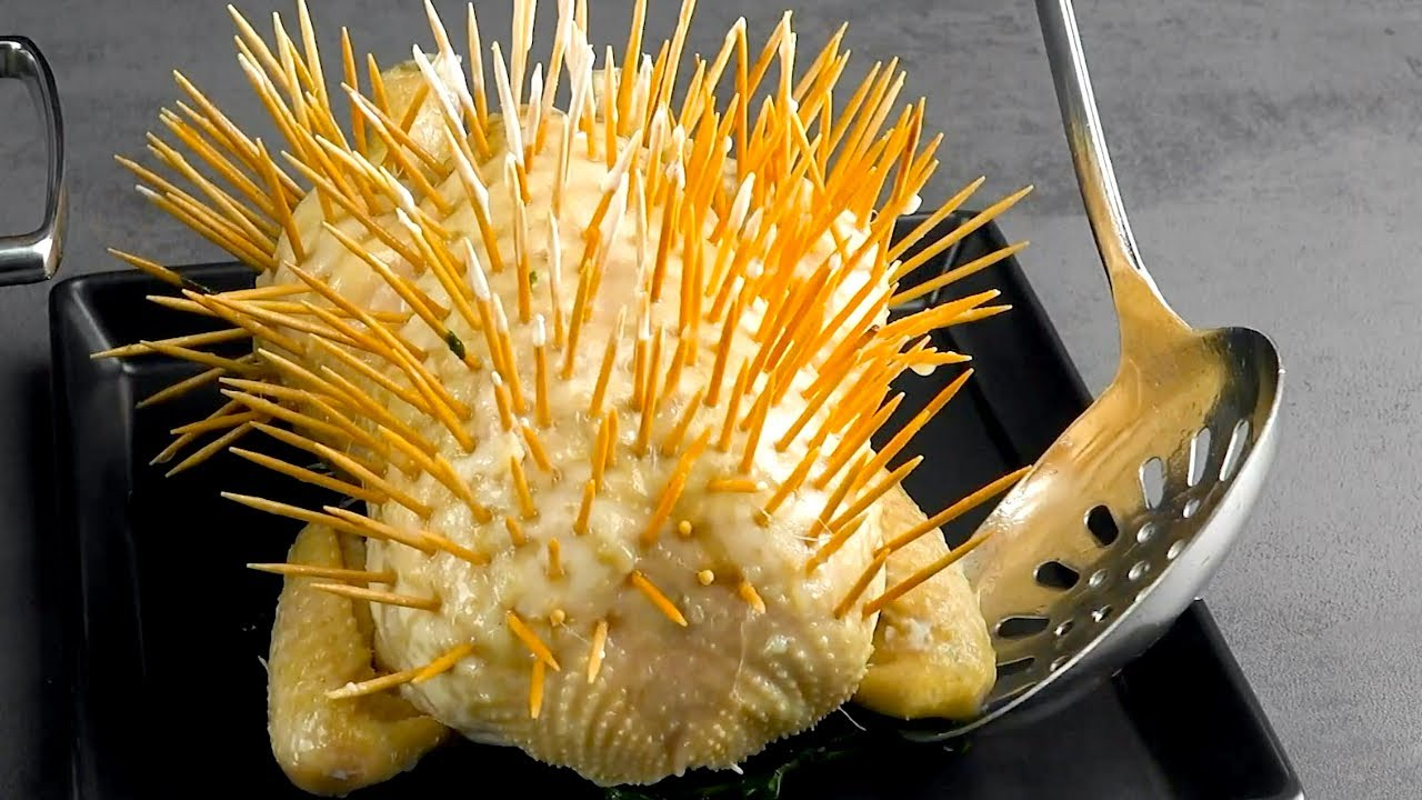Stick A Whole Pack Of Toothpicks In A Chicken | 6 Impressive Recipes