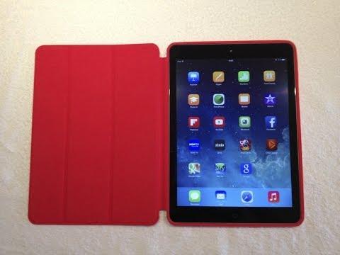 Apple iPad Air Smart Case Vs Chinese Fake Smart Case