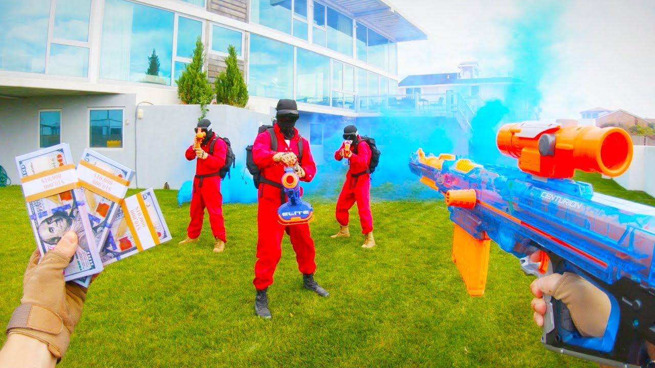 Nerf War: Money Battle