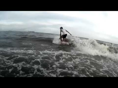 SKIMBOARDERS @ Talisay - HABAGAT WAVES