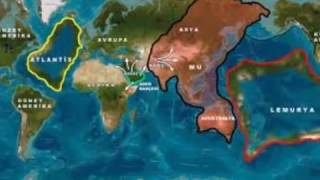 World War 10000 years ago, Atlantis vs Lemuria, human massive extintion was not caused by a flood