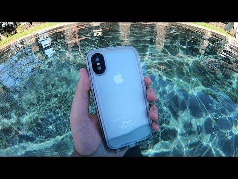 The BEST Waterproof iPhone X Case??
