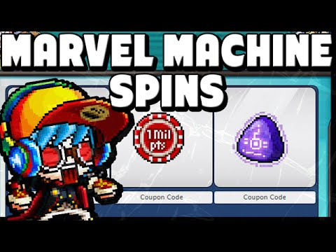 Search for Scarlet - Maplestory Marvel Machine