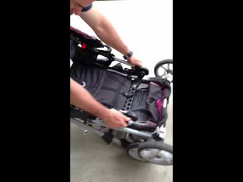 How to fix a Jam Graco stroller