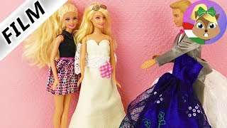 Barbie film magyar   menyasszonyi ruha vásárlása Barbie-nak   remélhetőleg Ken nem vesz észre semmit