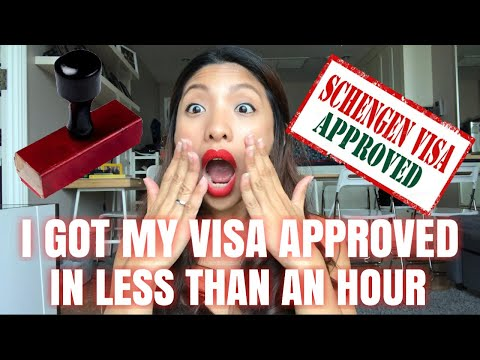 SCHENGEN VISA FOR FILIPINO | HOW TO PROCESS AND WHAT ARE THE REQUIREMENTS | Charo❤️