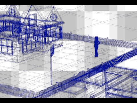 How to EASILY render cool Wireframe FX in Maya 2016 in minutes