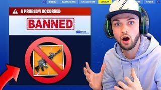 Why you should *STOP* using THIS GUN in Fortnite: Battle Royale!