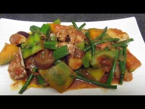 Pinakbet (Kapampangan recipe)