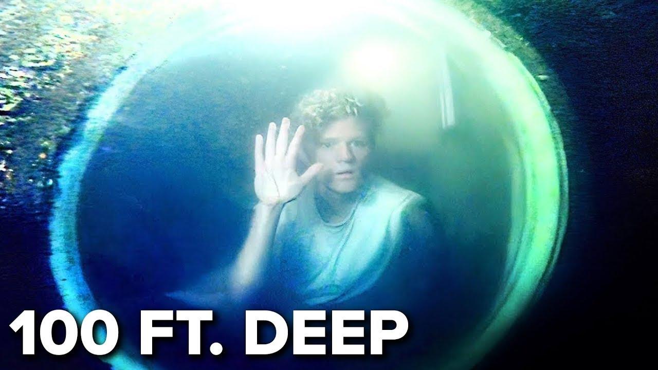 Overnight in the World's Oldest Underwater Hotel