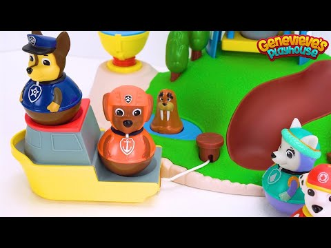 Long Educational Toy Video for Kids, including Paw Patrol, PJ Masks, and More!
