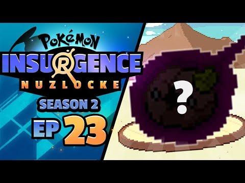 FOUND THIS IN AN ANCIENT PYRAMID... - Pokémon Insurgence Nuzlocke (Episode 23)