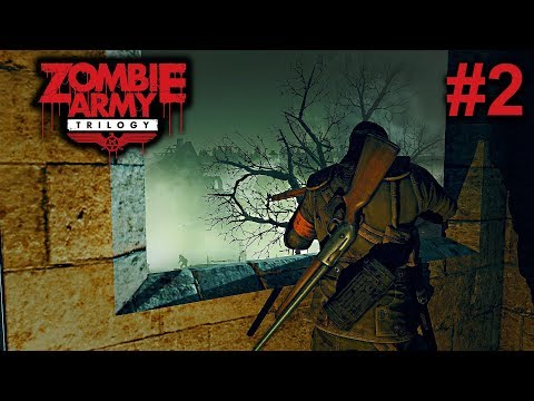 Zombie Army Trilogy (co-op) - Episode 1: Cathedral of Resurrection