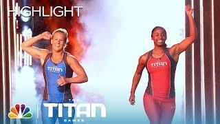 Mount Olympus: Jasmin Guinn vs. Jess Griffith - Titan Games 2019