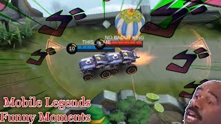 WTF Mobile Legends Funny Moments |300 IQ LORD STEAL Lucu