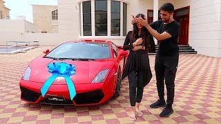 SURPRISING MY SISTER WITH HER DREAM CAR FOR EID !!!