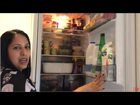 Kitchen Organizing Tips Part 2 (Closer look- Cabinets,Appliances & Cleaning tips) - 1080p Full HD