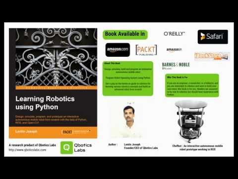 #Introduction to ROS Tutorial |  Learning Robotics using Python : A Promo Video