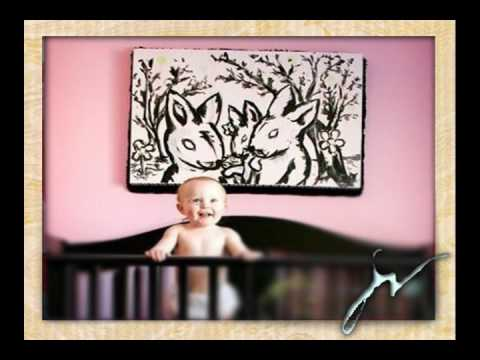 (Nursery Decor)*Custom+Paintings*by*jesse+vere
