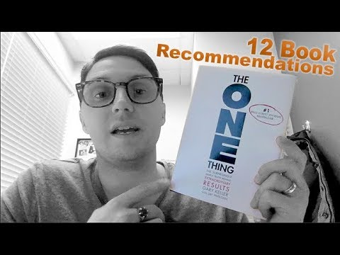12 Book Recommendations