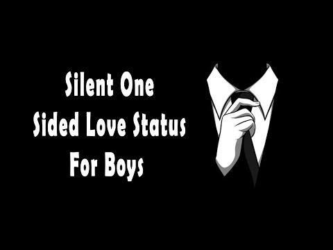 One Sided Love Status || New Whatsapp Status 2018 || Rahul Aashiqui Wala Status
