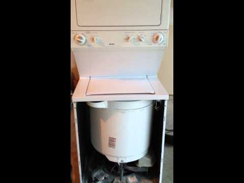 Kenmore stackable noise while spinning - 417.93702201