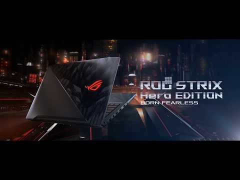 ASUS ROG STRIX GL503 HERO Edition - Product Video