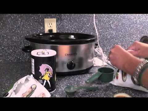 Crockpot Spaghetti Sauce-The Bag Holder