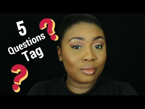 5 Questions Tag | Candy WorldTV