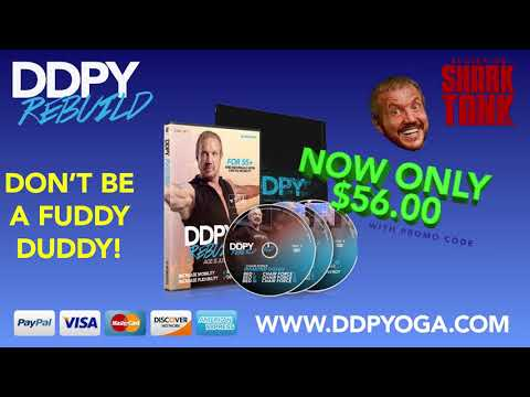 Put On Your Own Socks with DDPY Rebuild