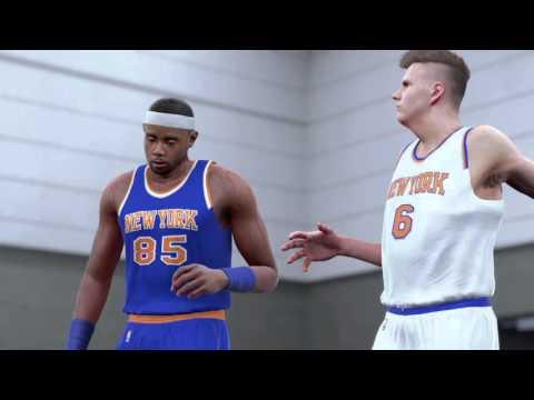 NBA 2K16 PS4 MyCareer Gatorade commercial