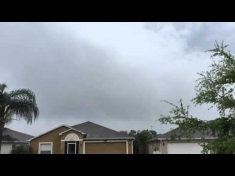 Thunder Storms Life in Florida