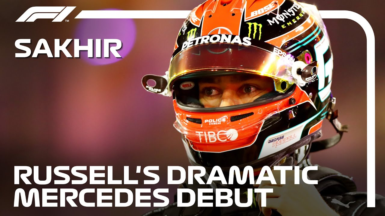 From Highs To Heartbreak: George Russell's Extraordinary Mercedes Debut