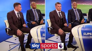 Rodgers sacked! Jamie Carragher and Graeme Souness react