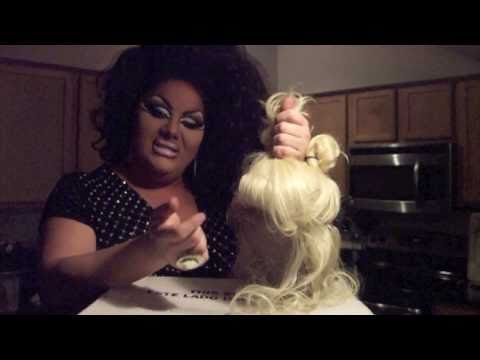 Misty Minute: BIG Sexxy Hair using base Wig