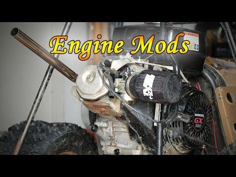Go Kart Engine Build: Performance Mods