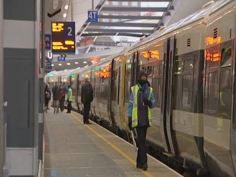 How much has the cost of your train ticket risen by in 2018?