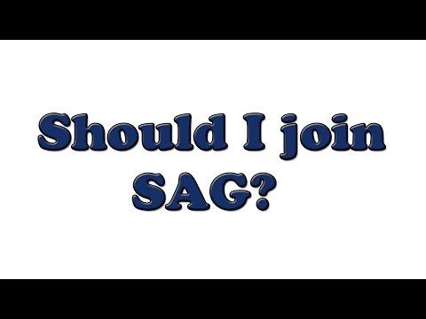 Should I join SAG