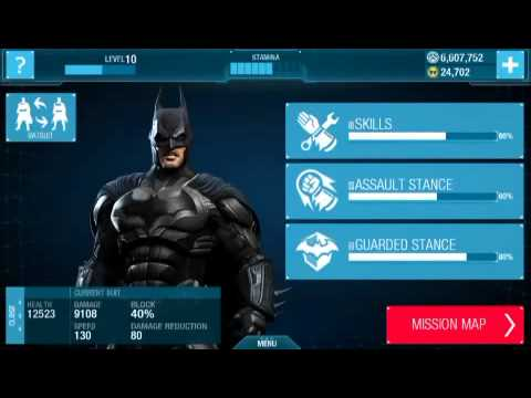 [NOT SUPPORTED (OLD)] Batman Arkham Origins iOS Hack