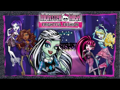 MONSTER HIGH FRIGHTFUL FASHION  iPhone iPad iPod Android